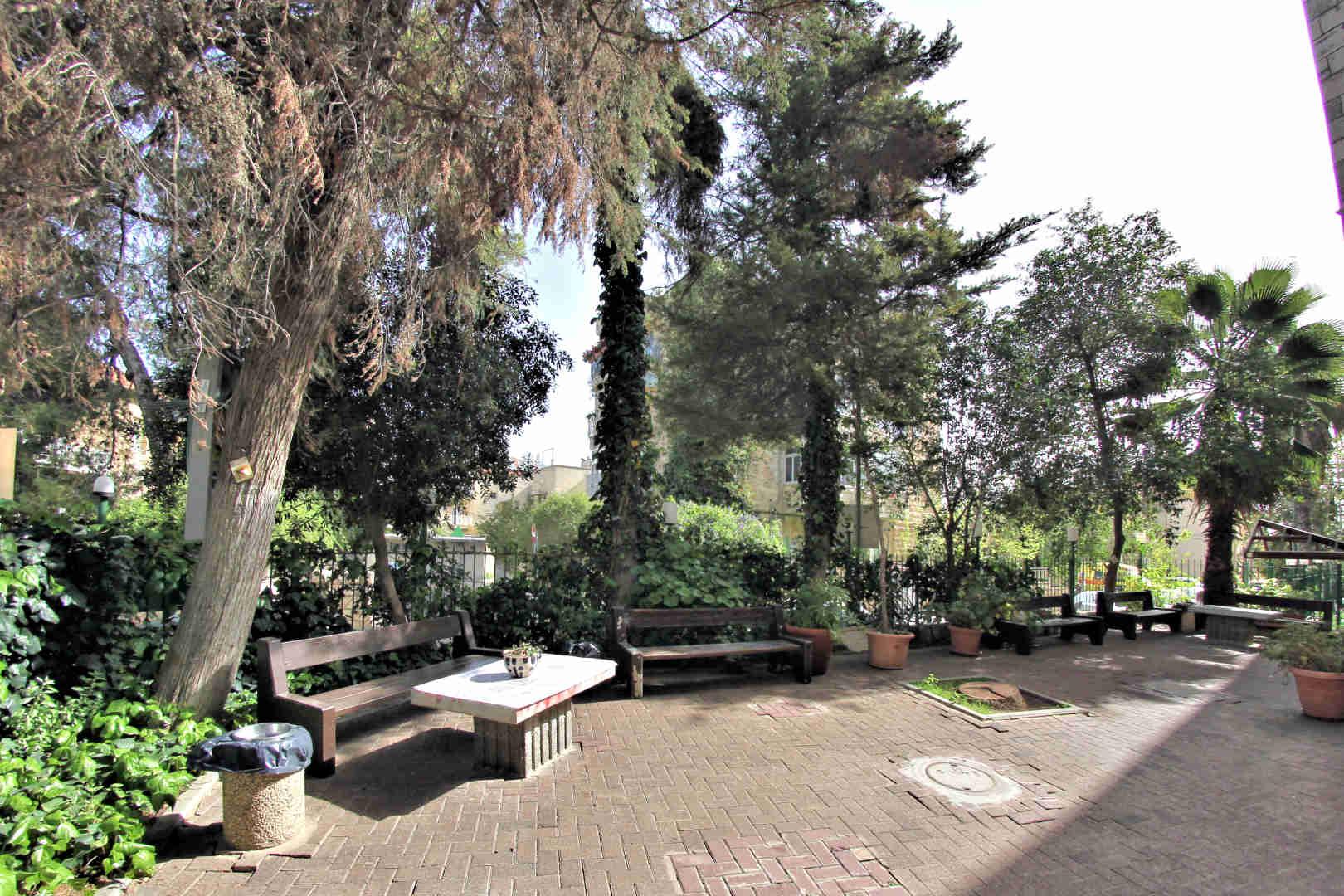 בית אליסיה חצר