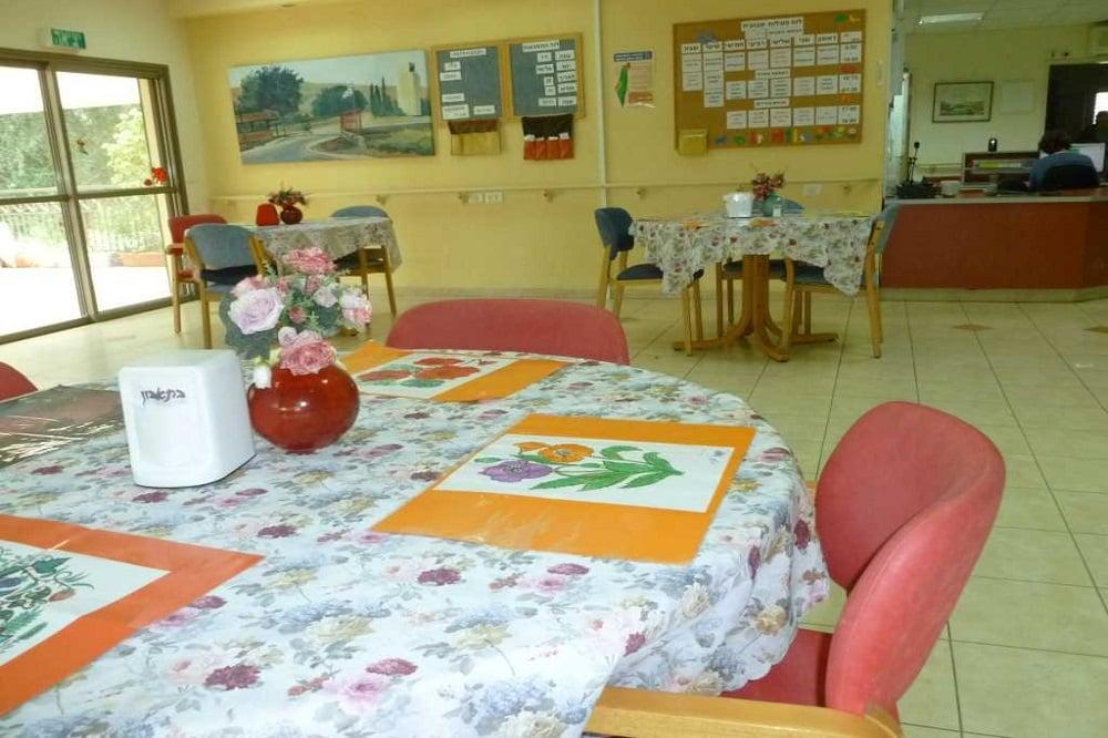 בית דורות חדר אוכל