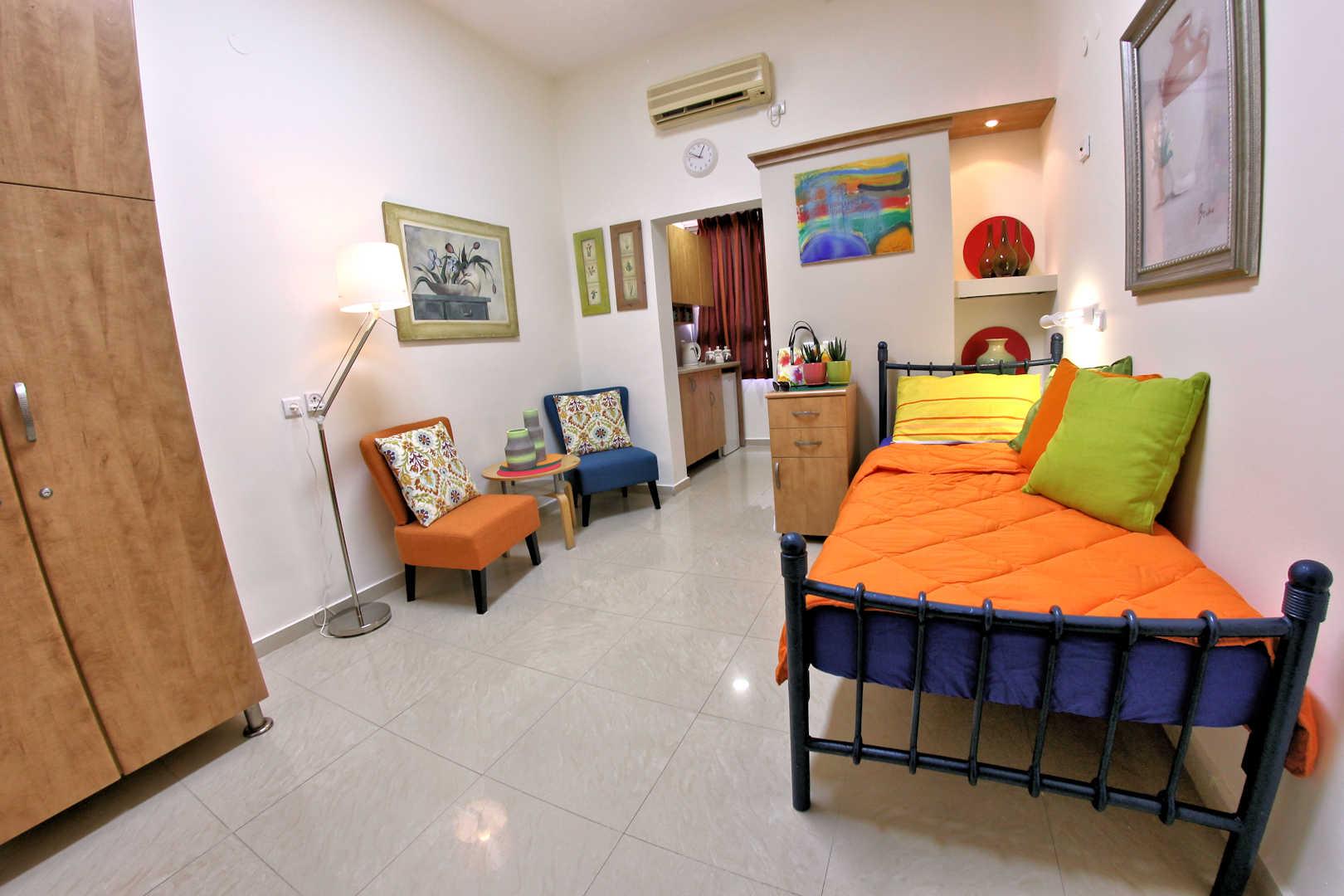 בית הורים בן יהודה בחיפה חדר