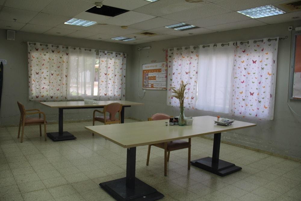 בית סביון חדר אוכל