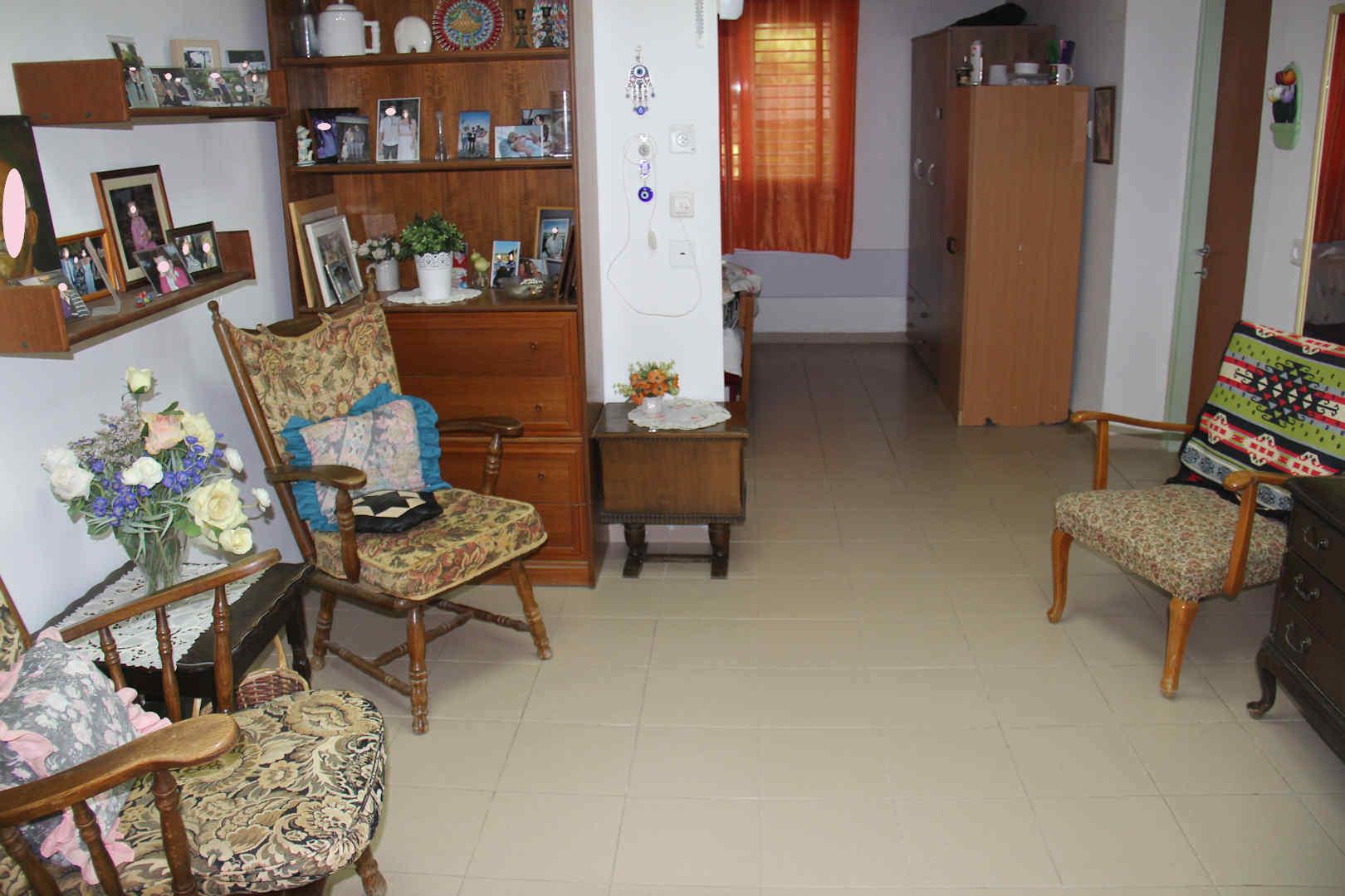 בית עיינות – בית אבות בקיבוץ רמת דוד חדר