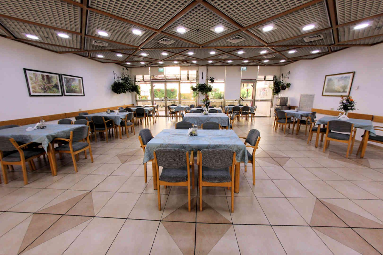 בית שלום לציבור הדתי לאומי חדר אוכל
