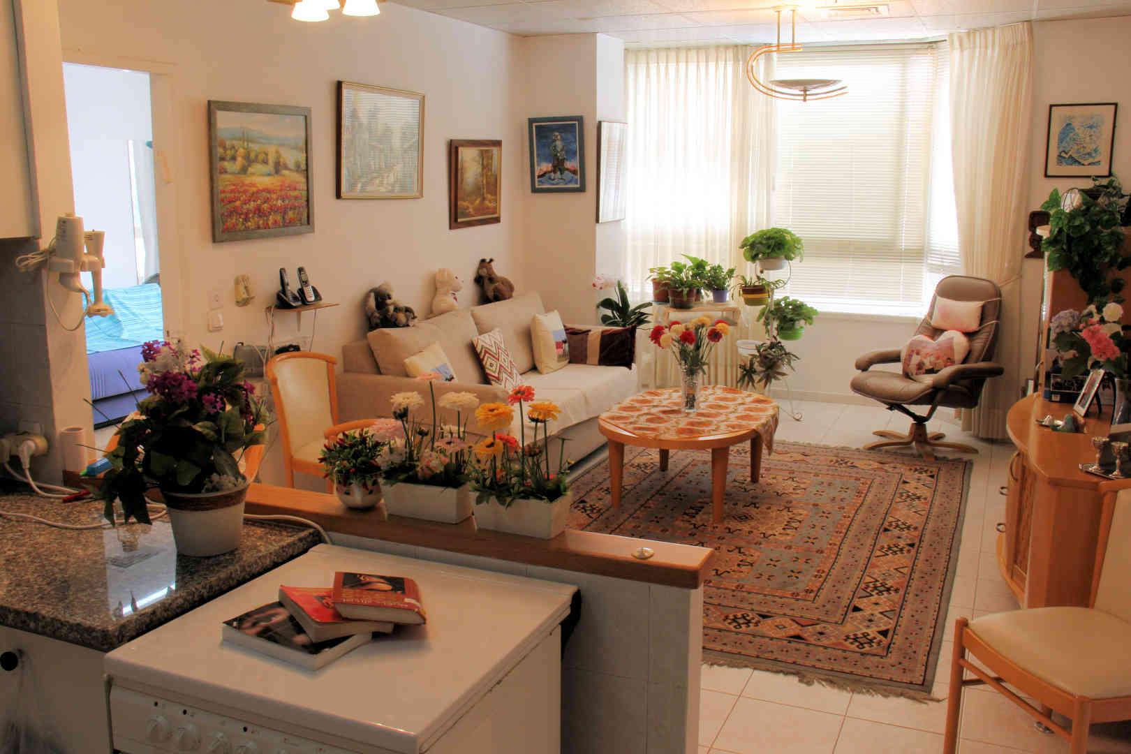 הוד ירושלים דיור מוגן חדר