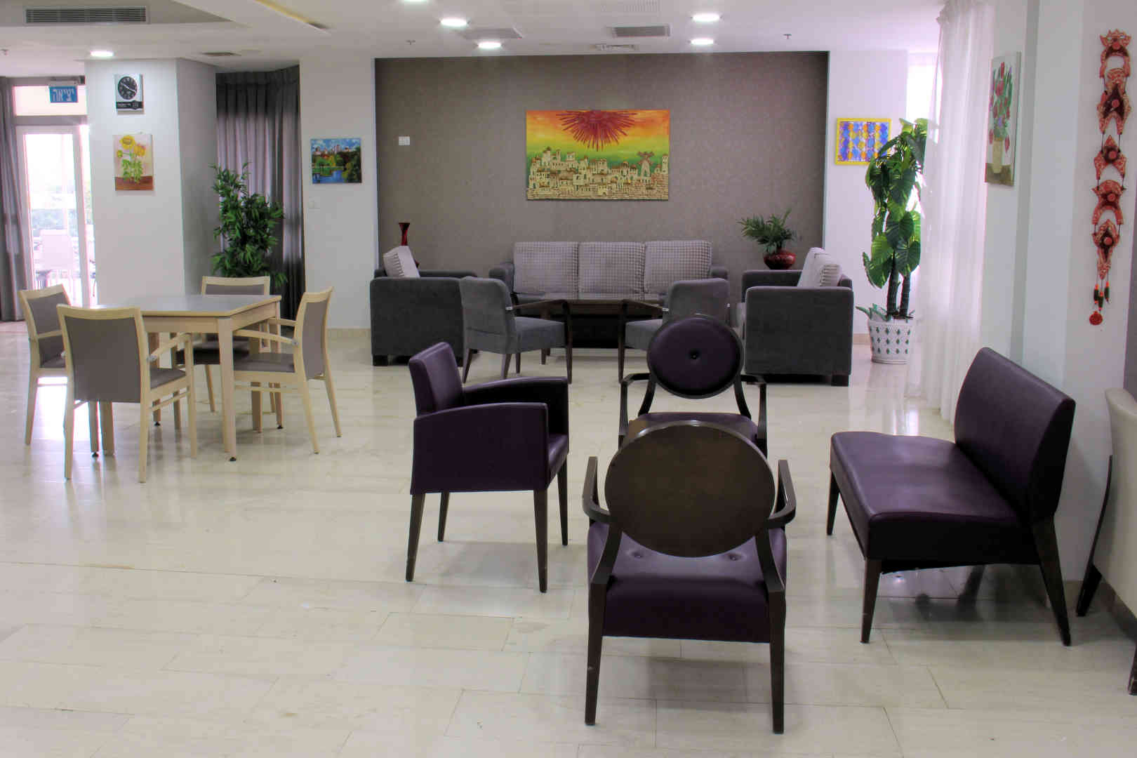 הוד ירושלים דיור מוגן כניסה