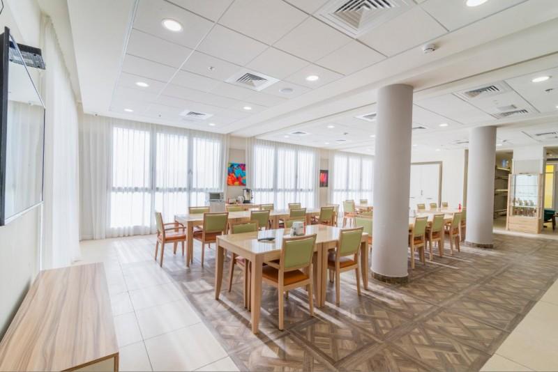 מוסד נווה אורנים – גדרה חדר אוכל