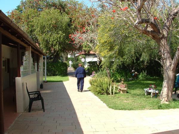 מוסד גן שלוה כניסה