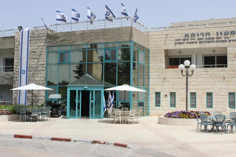 דיור מוגן נופי מוצא – ירושלים כניסה