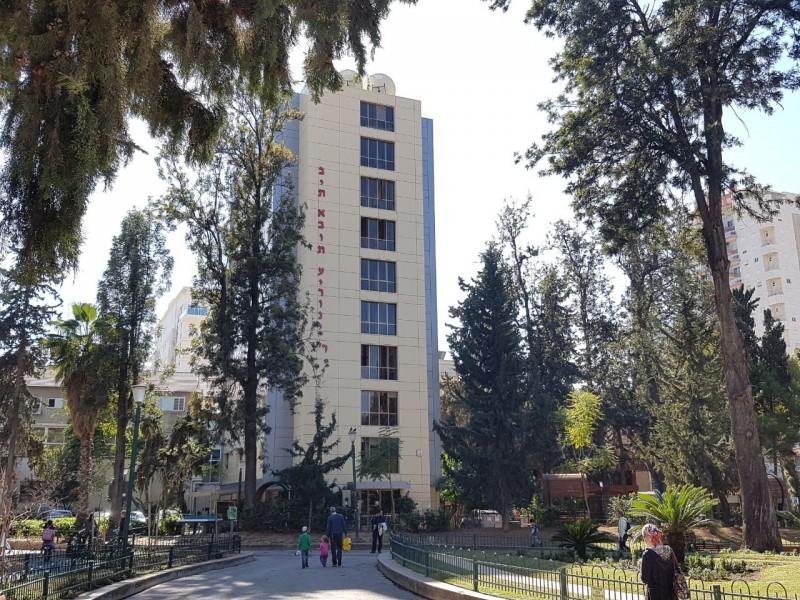 בית אבות עירוני רמת גן כניסה