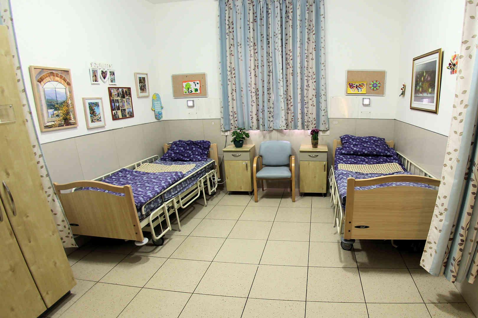מרכז גריאטרי רחל ליצק חדר