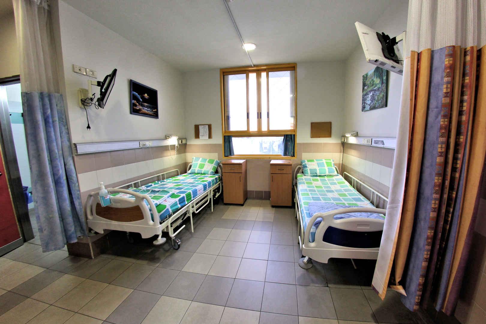 מרכז רפואי שיקומי רעות חדר