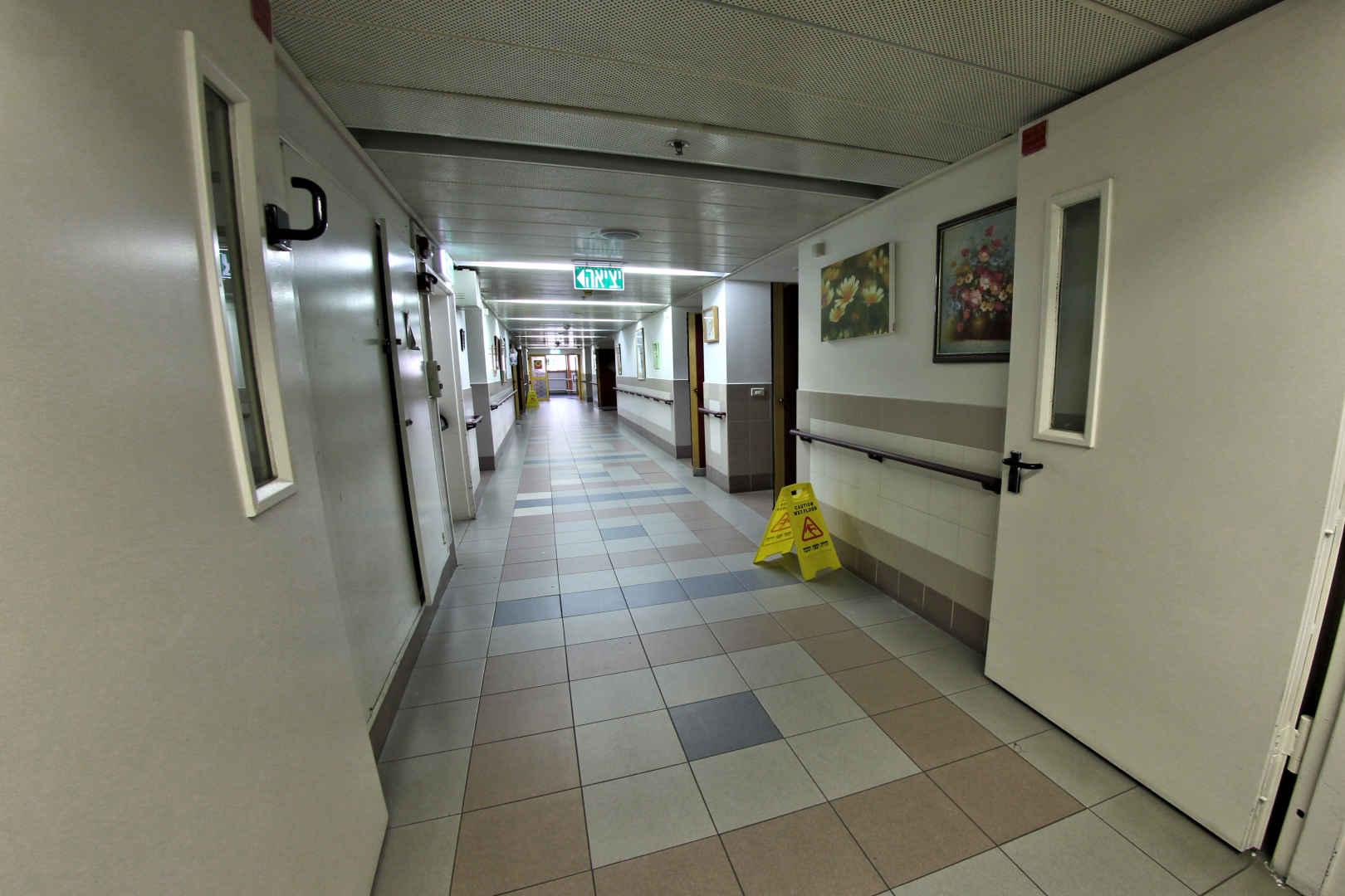 מרכז רפואי שיקומי רעות חצר