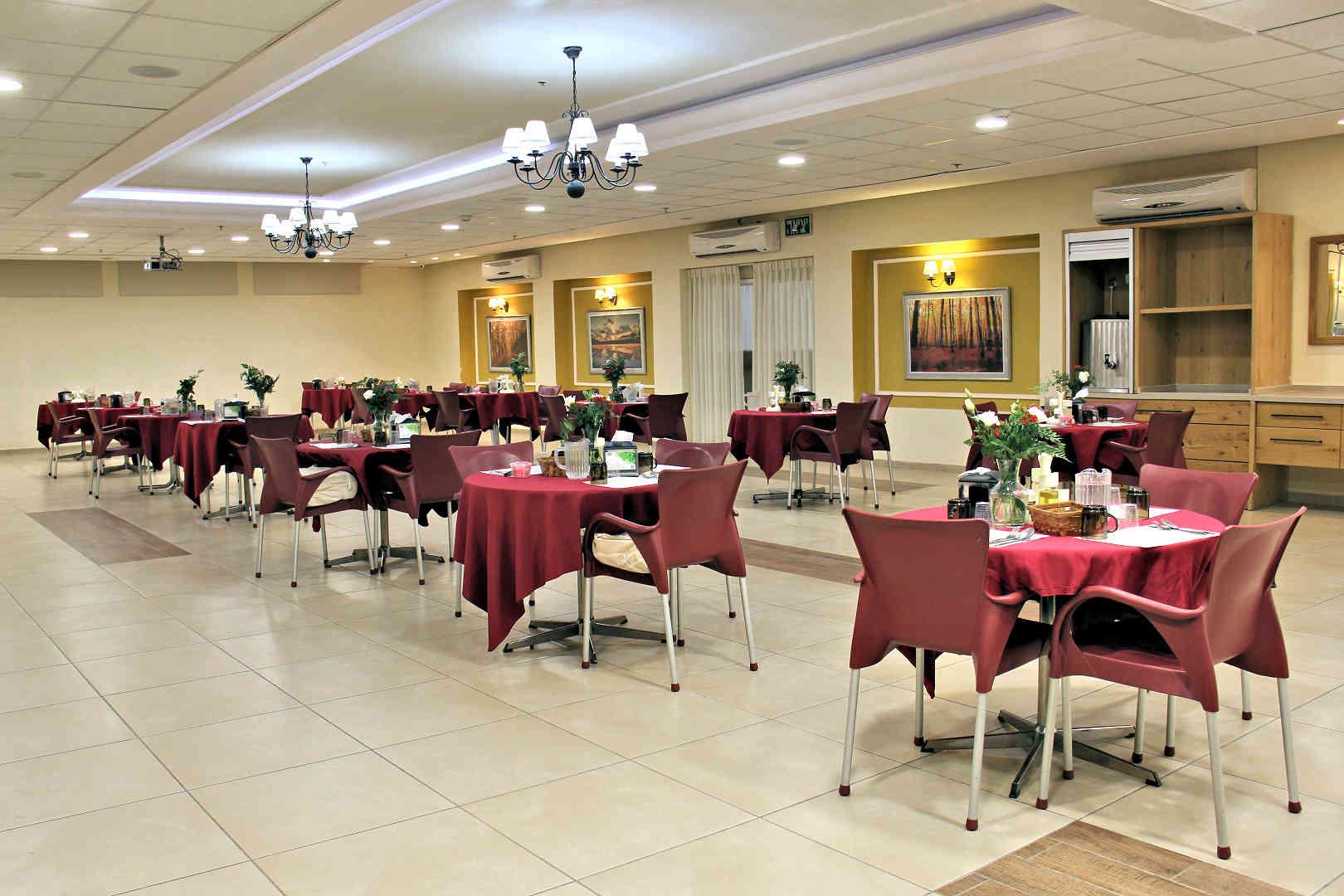 נוה הורים מושב זקנים המאוחד חדר אוכל