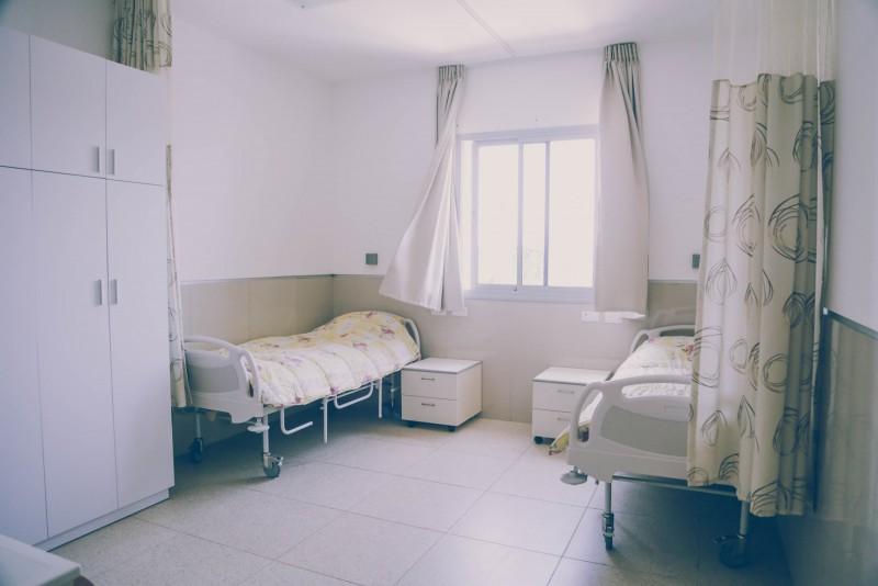 הבית לאזרחים ותיקים חדר
