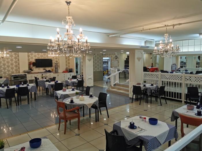 בית אבות מלון עדן נהריה חדר אוכל