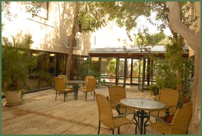 דיור מוגן נווה שלם בירושלים כניסה